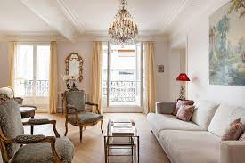 Parisian Living Room by A Chic U0026 Simple Parisian Vacation Apartment U2013 The Simply Luxurious