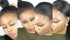 no part hairstyles chrissy bales how to style a lace frontal 14 hairstyles no glue