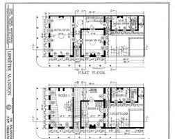 New Orleans Floor Plans Floorplan Etsy