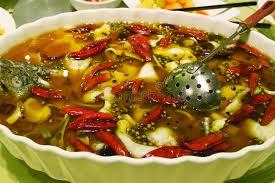 sichuan cuisine sichuan cuisine stock photo image of delicacies 17280788