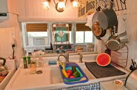 Mobile Home Kitchen Makeover - 1952 ventoura mobile home remodel