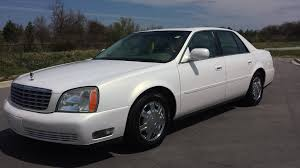 sold 2005 cadillac deville 57k 1 owner white lighting tricoat 4