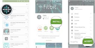 fitbit app android how to set up and start using your fitbit android central