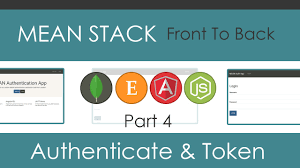 mean stack front to back part 4 api authentication and token