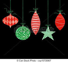 popular of hanging ornaments stock photography of