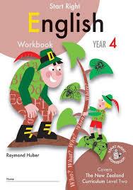 year 4 english start right workbook u2013 esa publications