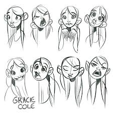 25 beautiful expression sheet ideas on pinterest drawing face