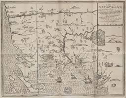 Map Of Eastern Massachusetts by Mapping Massachusetts 1600 1750 Artwire Press Release From