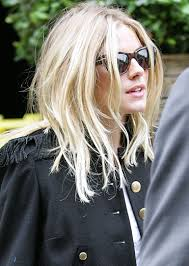 whatbhair texture does sienna miller have sienna miller hair perfect pinteres