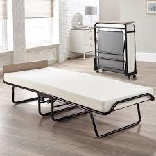 Foam Folding Bed Jaybe Supreme Memory Foam Folding Bed 4ft 107210