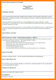 profile for resume examples classy ideas professional profile