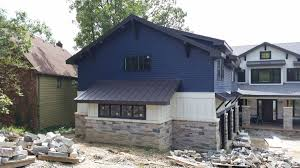 Metal Roof Homes Pictures by Metal Roofing For Crown Point In Style Craft