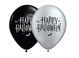 halloween baloons sweet pea parties printed balloons and themed balloons
