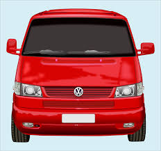 volkswagen car png clipart roter vw bus