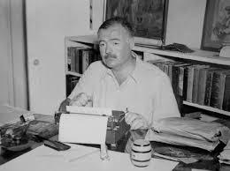 Hemingway Desk Famous Workspaces Classic Novelists Spacecraft