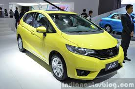 new honda jazz for india could get sporty rs variant