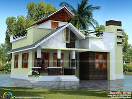 low cost single floor home 1050 sq ft kerala home design and