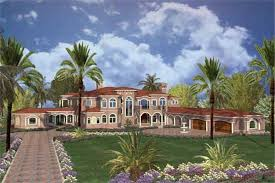 Spanish Style Floor Plans by Two Story Spanish Style House Plans Blueprint House Style Design