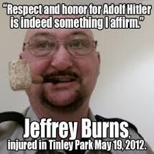 Jeffrey Meme - meet an alleged tinley park victim jeffrey burns torch network
