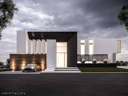da house architecture modern facade contemporary house
