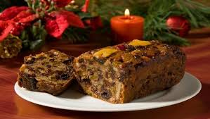 fruit cake recipes with candied fruit for christmas