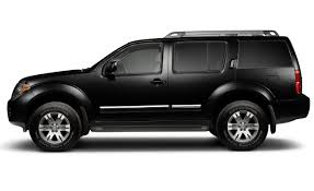 small black jeep nissan celebrates 25th anniversary of pathfinder with 2011 silver