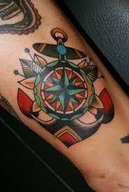my first tattoo a