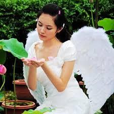 Angel Wings Halloween Costume Aliexpress Buy Adults Kids Feather Fairy Angel Wings Hen