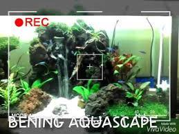 membuat aquascape bening bening aquascape youtube