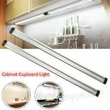 kitchen cabinet lighting uk 30 50cm led cabinet lighting kitchen light bar counter