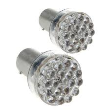 car brake light bulb 1157 dc12v bay15d 2057 24 led car tail brake light led stop turn