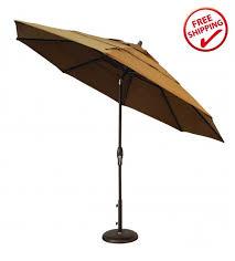 Auto Tilt Patio Umbrella Treasure Garden 9 Auto Tilt Patio Umbrella Patio Umbrella Store