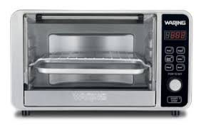 Waring Toaster Ovens Waring Pro Tco650 Review An Easy To Use Digital Oven