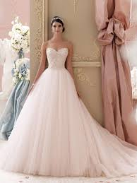 blush colored bridesmaid dress 50 blush pink wedding color ideas deer pearl flowers