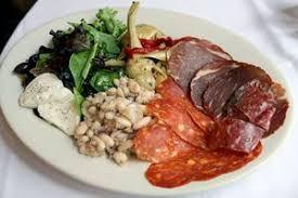 il cortile re dish antipasto all italiana at il cortile re charleston