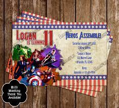 avengers invites disneyforever hd invtation card portal part 613