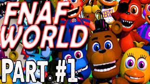 fnaf world halloween edition download fnaf world walkthrough part 1 fnaf world gameplay fnaf world