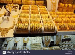 gold necklace dubai stock photos gold necklace dubai stock