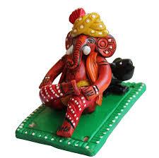 shopping online for home decor buy terracotta ganesha for homedecor from online handicrafts