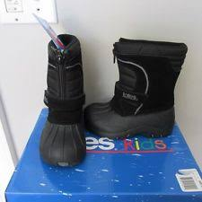 totes s winter boots size 11 nwob totes travis black toddler boys boots size 9 ebay