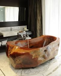 Alegna Bathtubs by World U0027s Coolest Hotel Bathtubs Photos Wooden Bathtub Bathtubs