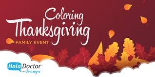 coloring thanksgiving tickets fri nov 17 2017 at 4 00 pm