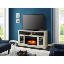 Tv Stand With Fireplace Whalen Barston Media Fireplace For Tv U0027s Up To 70 Multiple