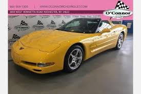 corvettes for sale ny used chevrolet corvette for sale in rochester ny edmunds