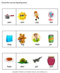 printable rhyming words free worksheets printable rhyming words free math worksheets