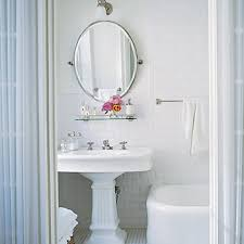 Decorate Bathroom Mirror - oval pivot bathroom mirror design ideas