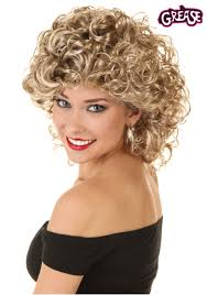 halloween costumes wigs grease sandy wigs red wigs online