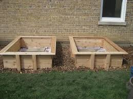 diy build your own raised beds 4 seasons painting and landscape