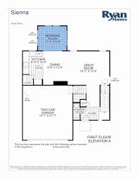 ryan homes ohio floor plans ryan homes house plans best of ryan homes mozart floor plan