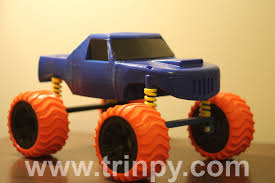 watch monster truck videos online free 30 parts u0026 100 print hours later trinpy founder successfully 3d